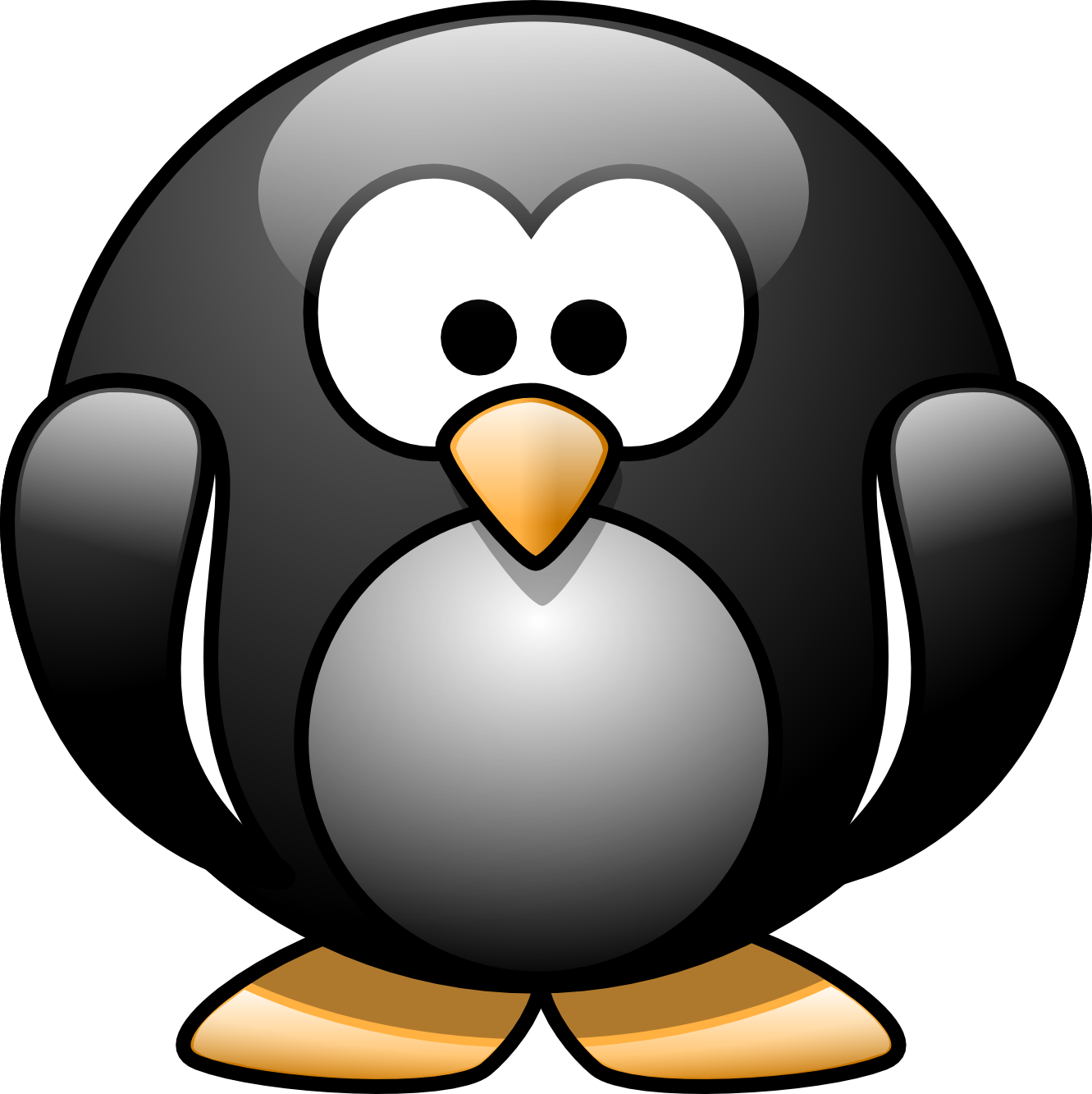 22 cartoon penguins images free cliparts that you can download to you ...