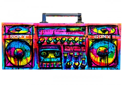 Boombox Pop Art Boombox Pictures - Cli...
