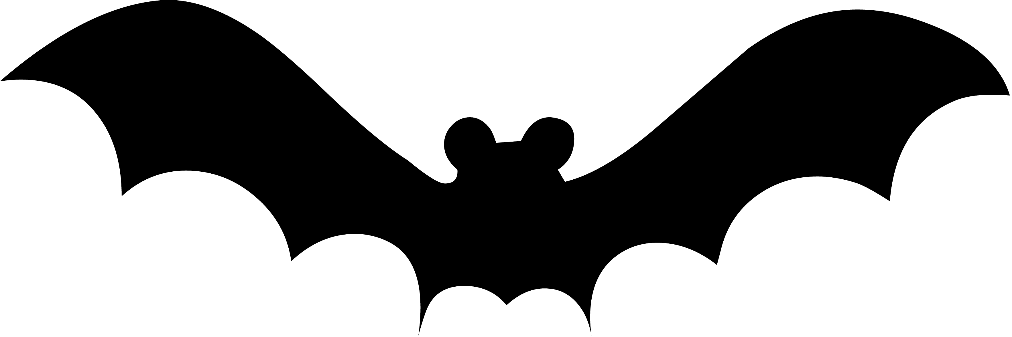 Bat Outline Template Viewing Gallery