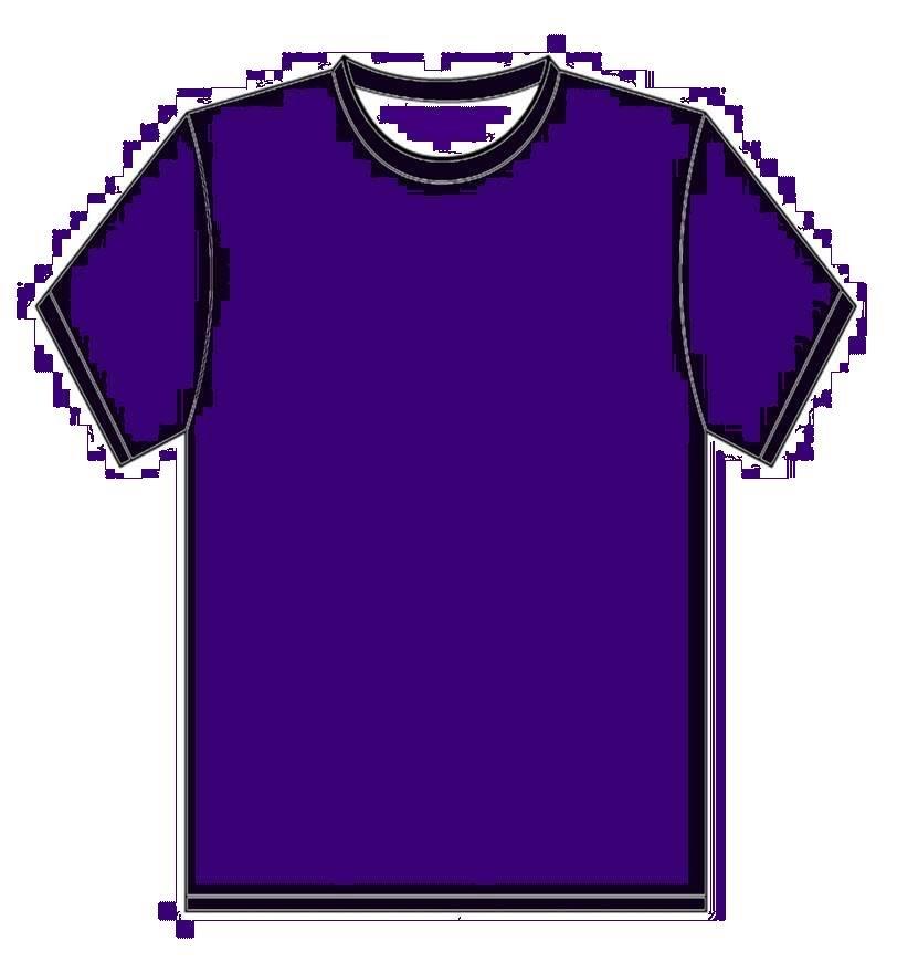 purple t shirt clip art - photo #32