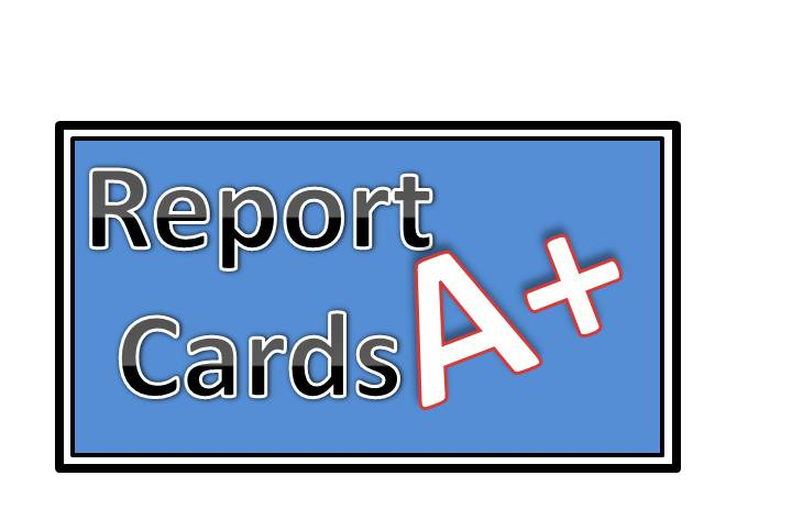 free clipart school report card - photo #18