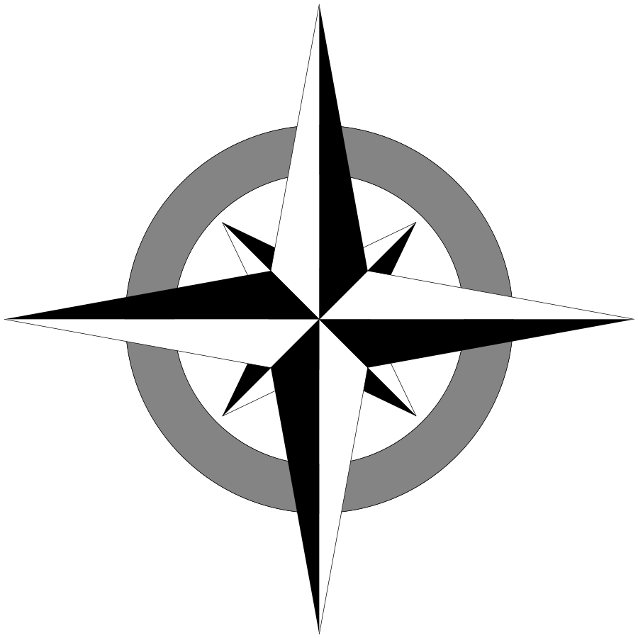 Compass Map Png - ClipArt Best