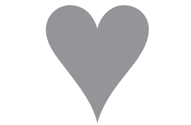 free clipart heart template - photo #43