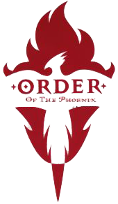Image - Order of the Phoenix logo.png | Harry Potter Wiki | Fandom ...