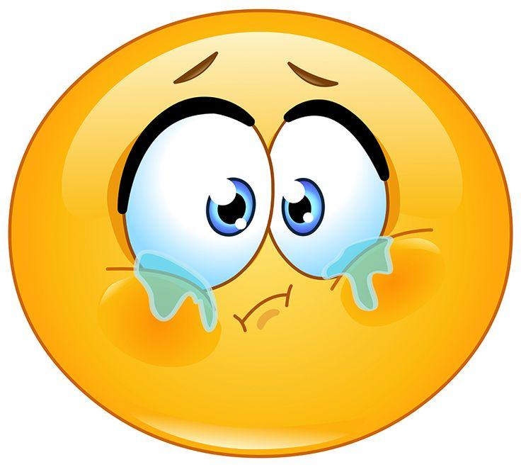 Sick Face Emoticon - ClipArt Best