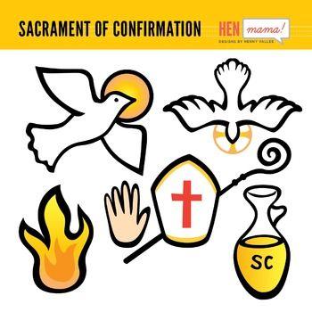Sacrament Of Confirmation Clip Art - ClipArt Best