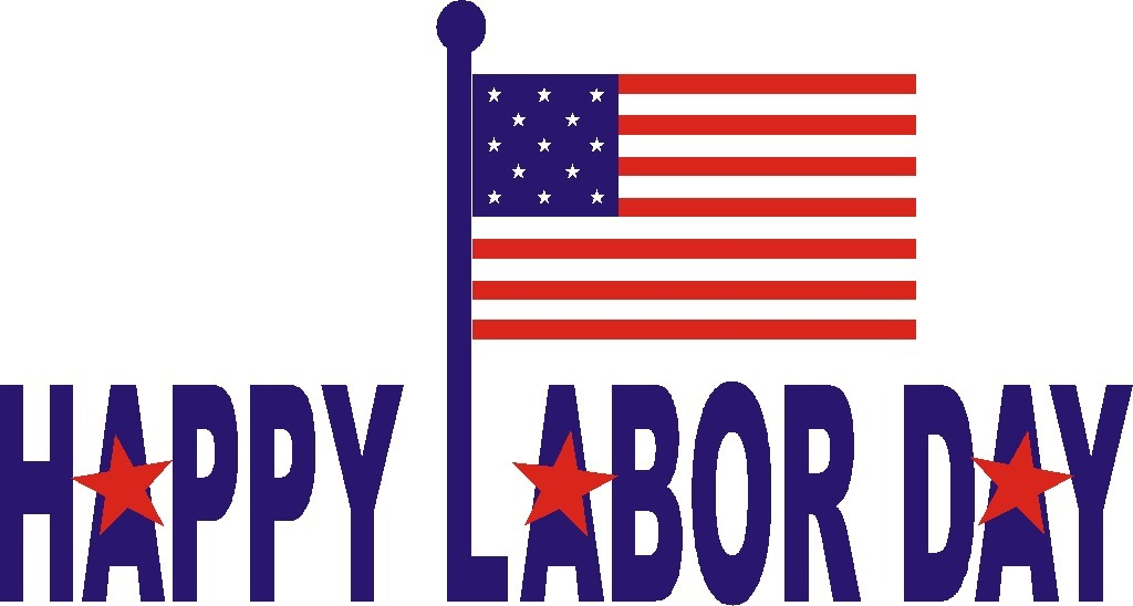 Labor day 2016 clipart