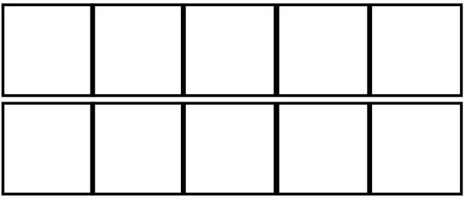Printable 10 Frame Printable Editable Blank Calendar 2017 – 10 Frame Worksheets