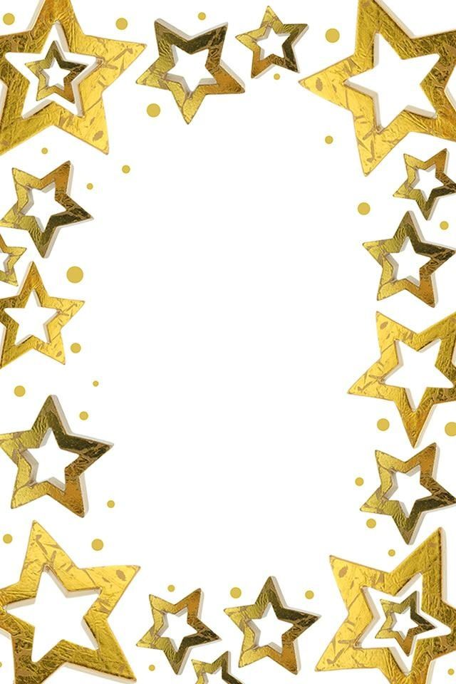 Star Borders - ClipArt Best