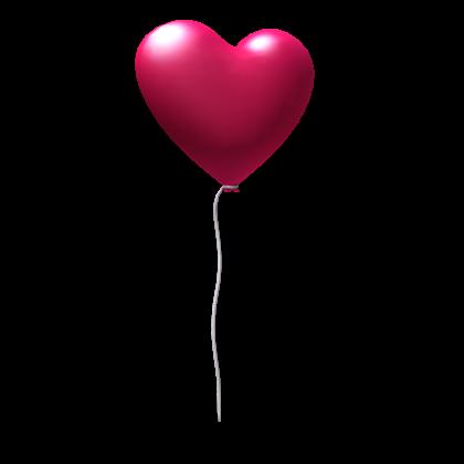 Heart balloon clipart best - How to make heart balloon ...
