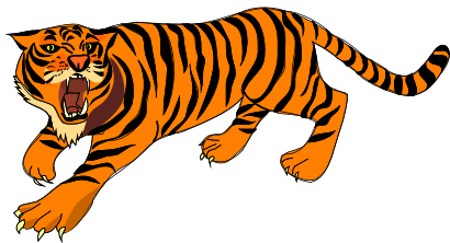 Tigers Clipart ... Free to Use & Public Domain Tiger Clip Art ...