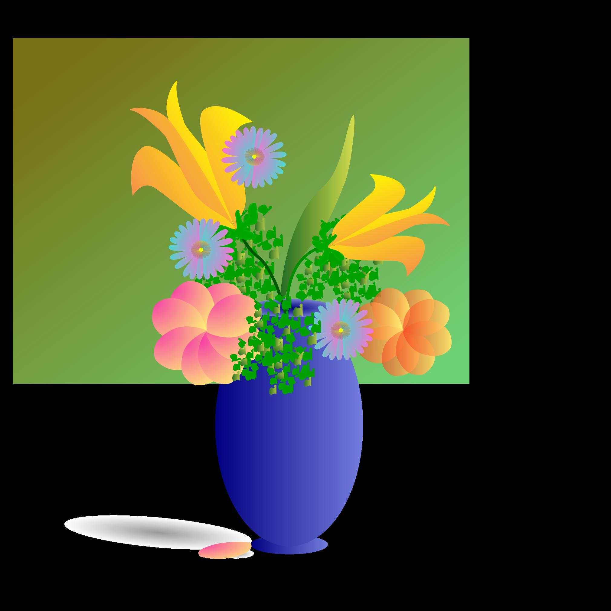 Clipart Bouquet Of Flowers