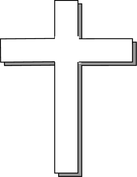 Clipart Of Crosses - ClipArt Best