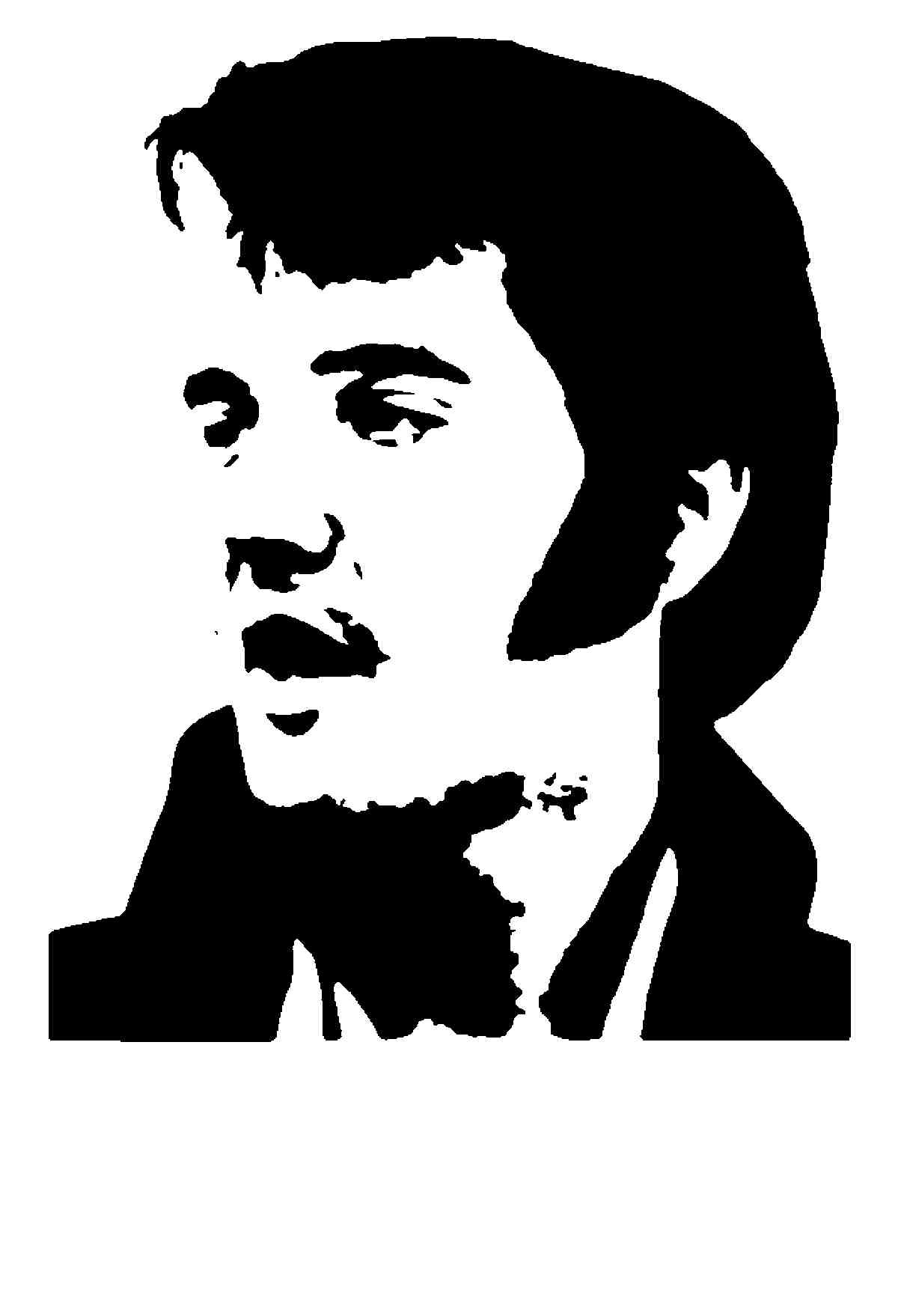 elvis clipart graphics free - photo #29