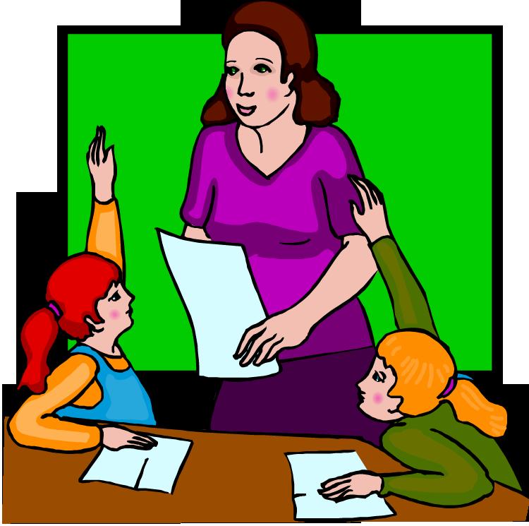 Free Teacher Clip Art - ClipArt Best