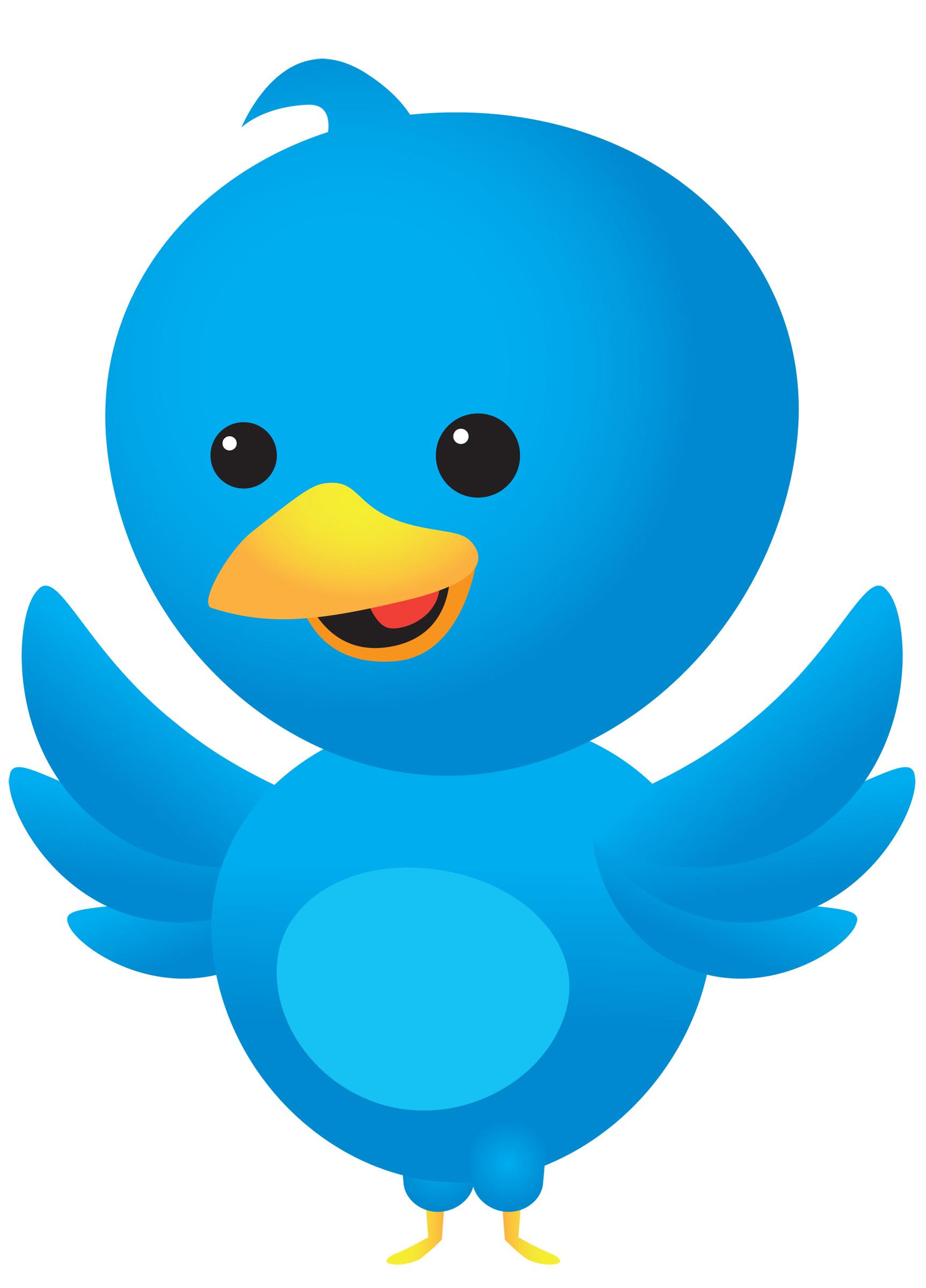 Bird face clip art