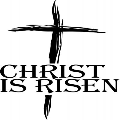 Easter Religious Clip Art Black And White - ClipArt Best Religious Easter Clip Art Black And White