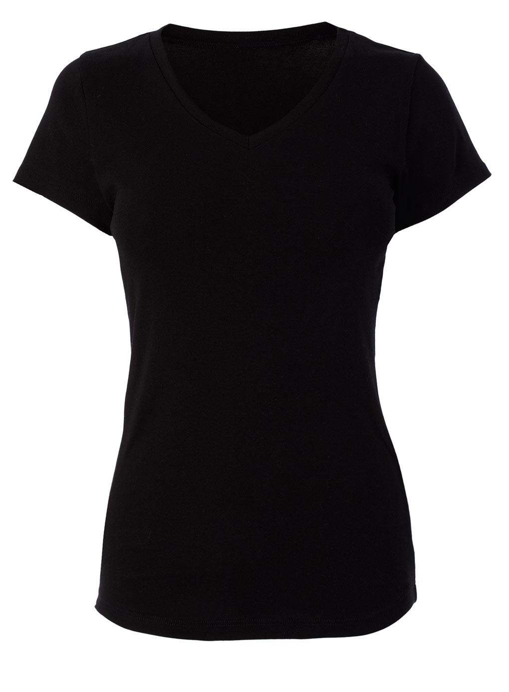 Plain Black Tshirts Clipart Best
