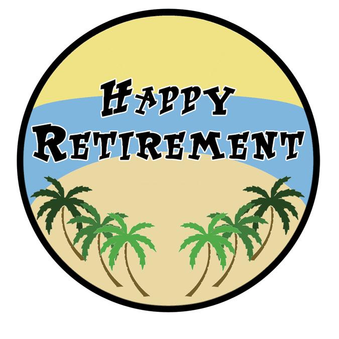 Happy Retirement Clipart Clipart Best