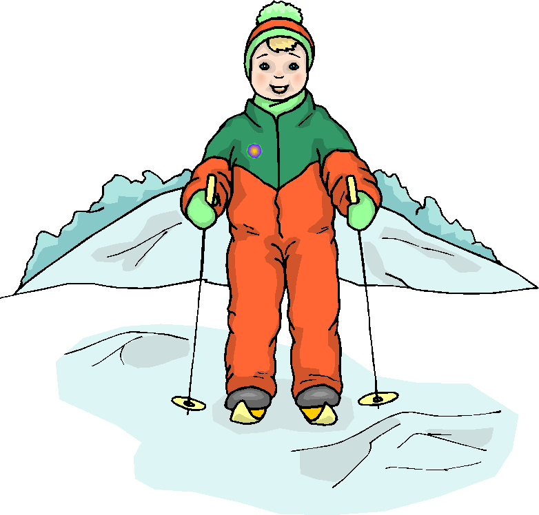 Skiing Clip Art Free - Free Clipart Images - ClipArt Best ...