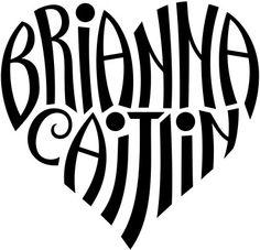 Free Heartigram Design