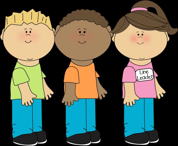 Vector Drawing Lines Kindergarten : Line leader picture preschool clip art clipart best