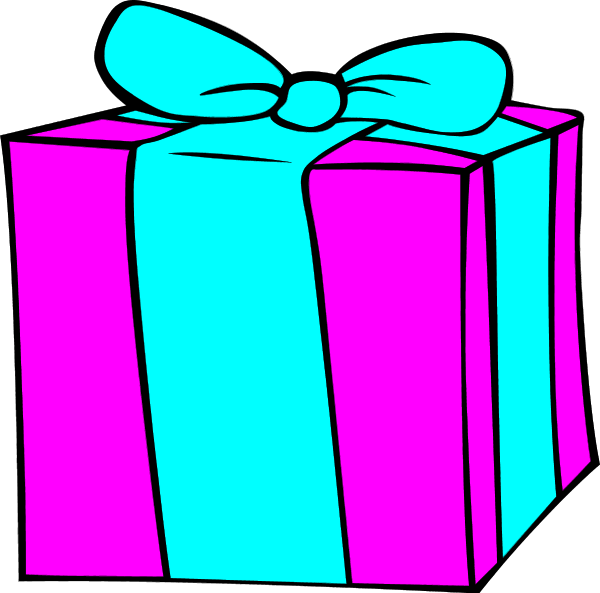 Birthday Gifts Clipart - ClipArt Best