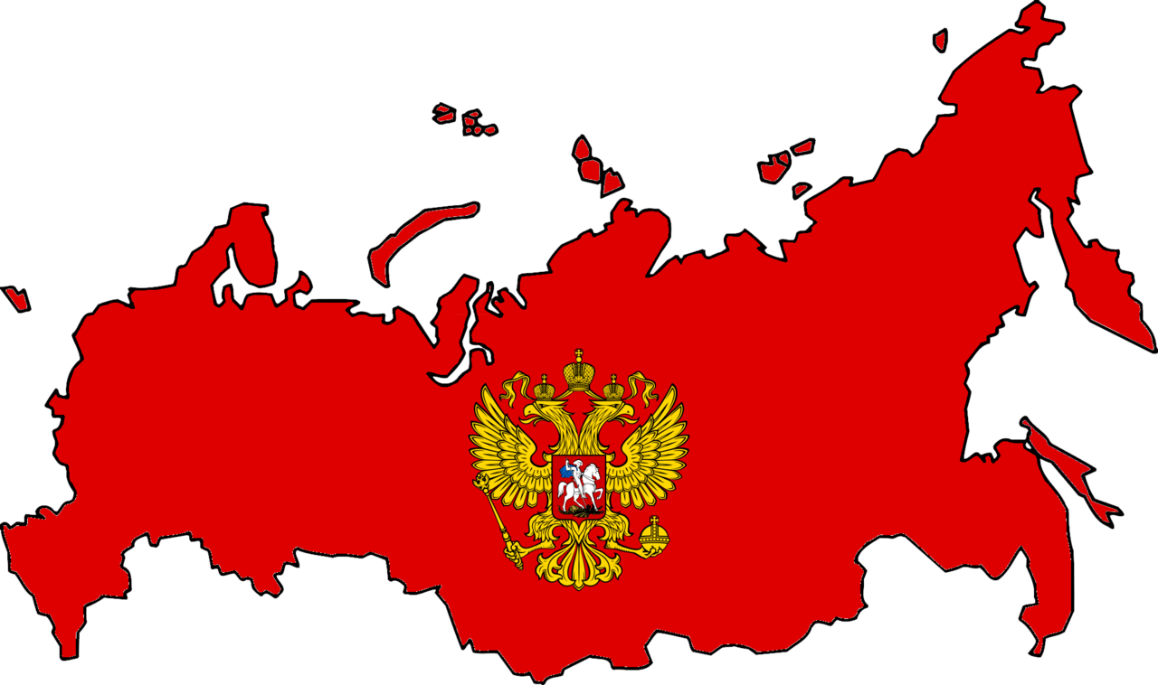 Country Maps Russia Png - ClipArt Best