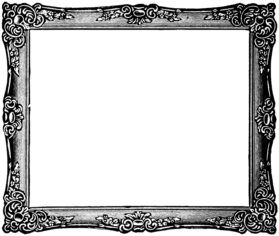 fancy border frame clipart free clipart images