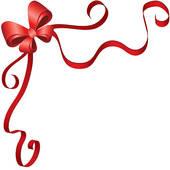 Free Christmas Ribbon Clip Art - Cliparts.co   Christmas Clipart Ribbons And Bows