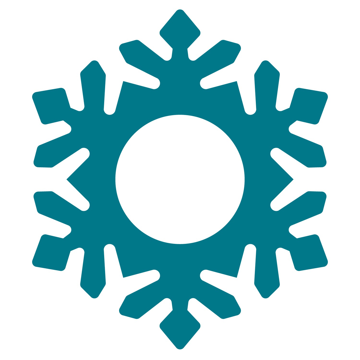 Snowflake Clipart Stock Images RoyaltyFree Images