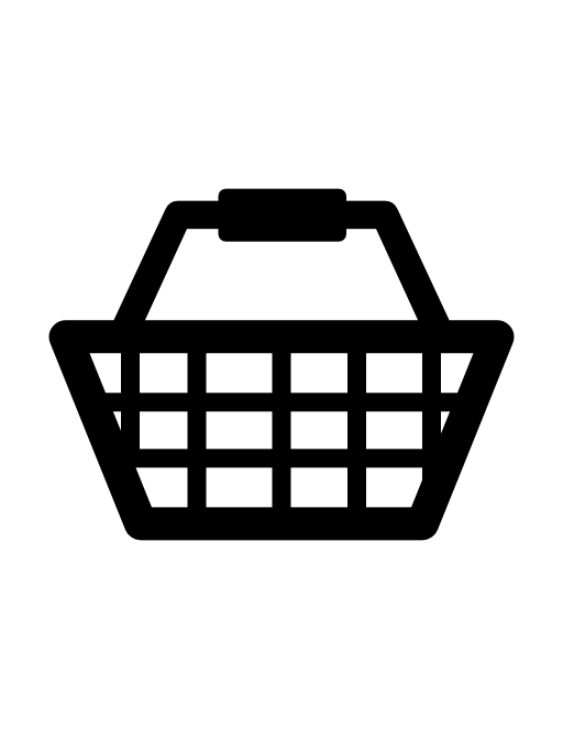 Vector Clipart Shopping Basket : Supermarket vector image clipart best