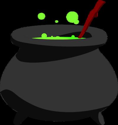 Witches Pot - ClipArt Best