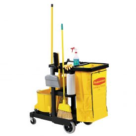Image Result For Custodial Cart