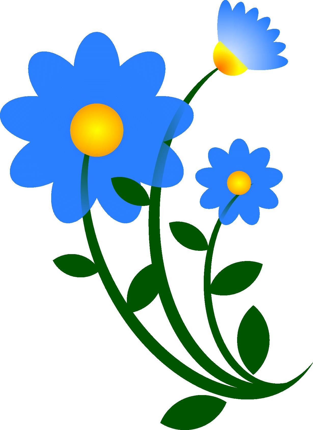 Easter flowers clip art clipart best