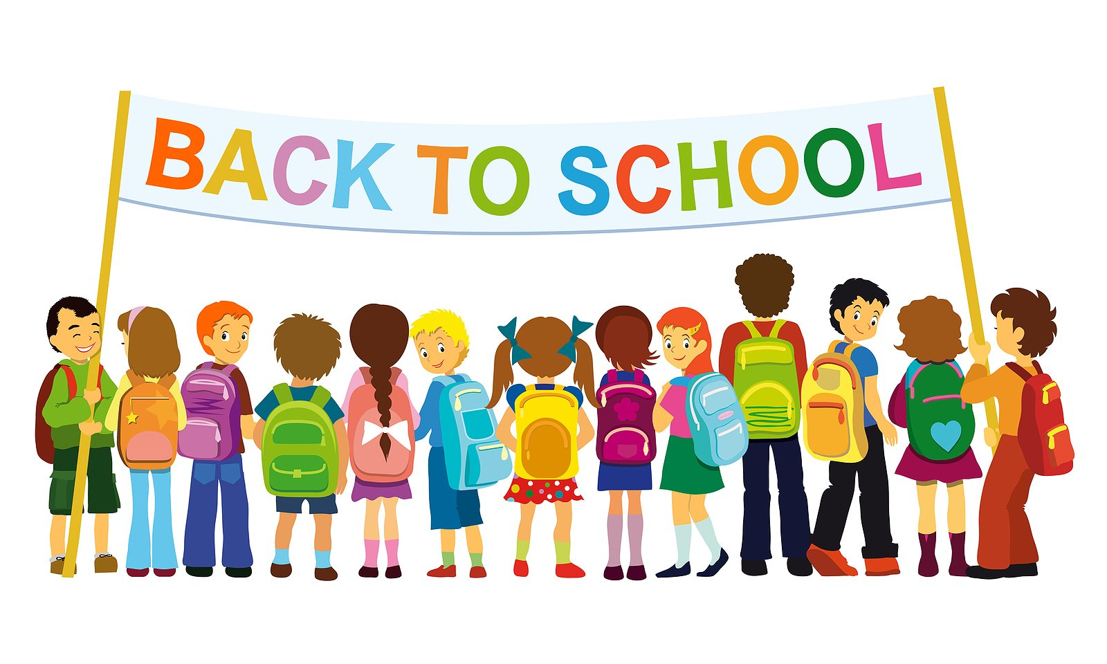 Welcome To School Clipart - ClipArt Best Welcome Back To School Clipart