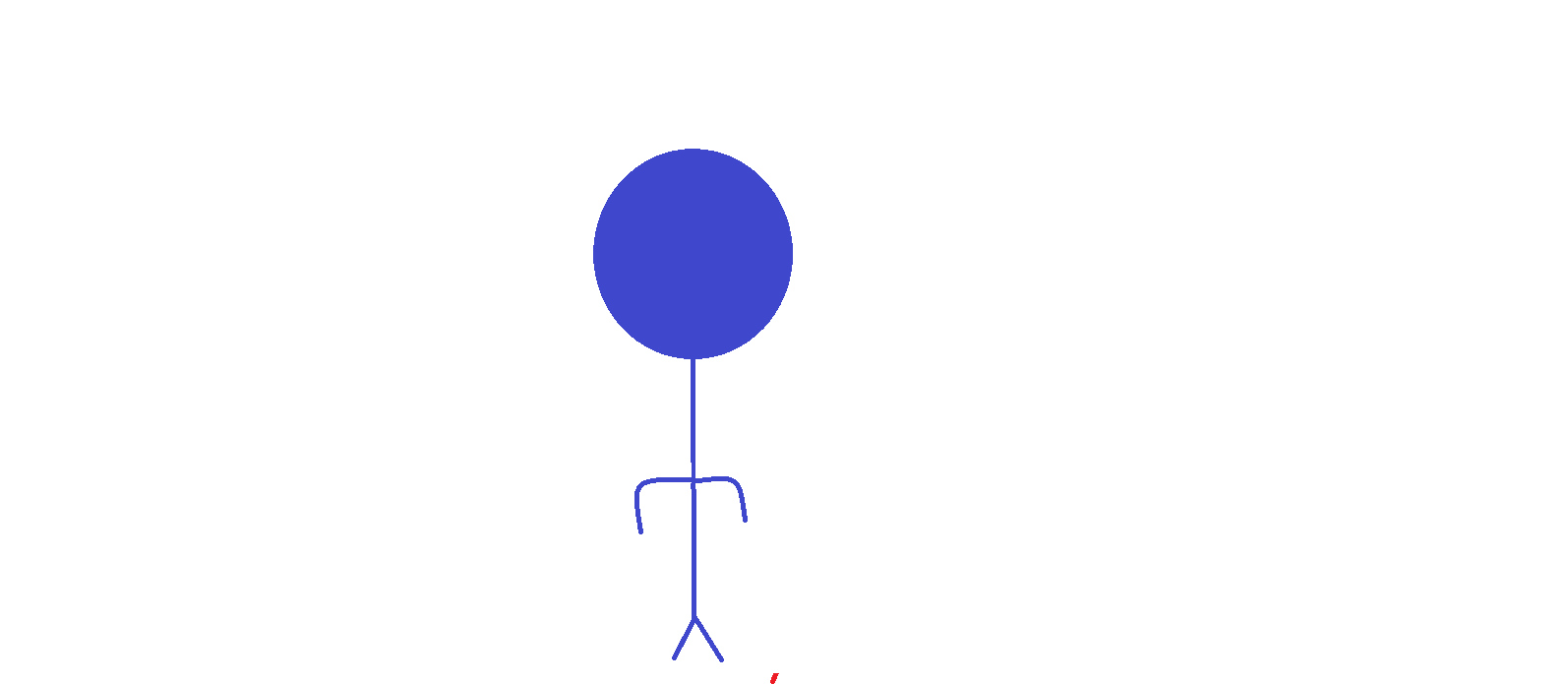 Blue Stickman - Stickmen Fanon Wiki