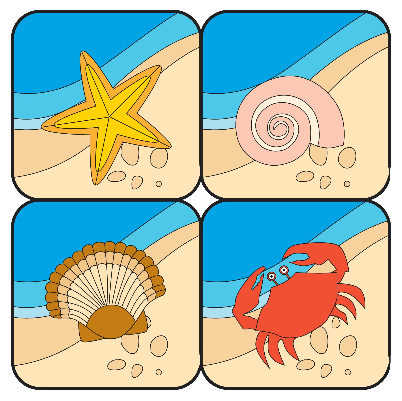 Cartoon Beach Scenes - ClipArt Best