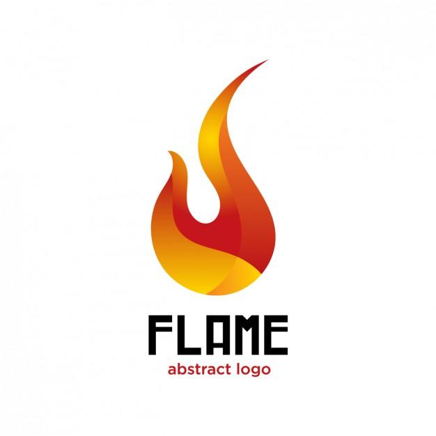 Logo Flamme Banque DImages Vecteurs Et Illustrations
