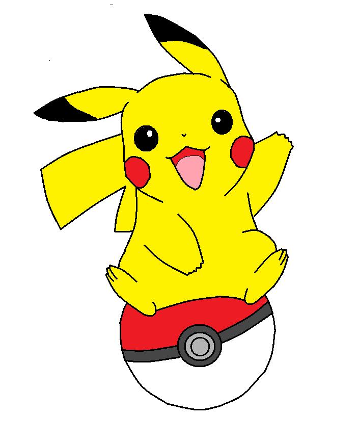 Clip Art Pikachu Clipart pikachu clipart best best