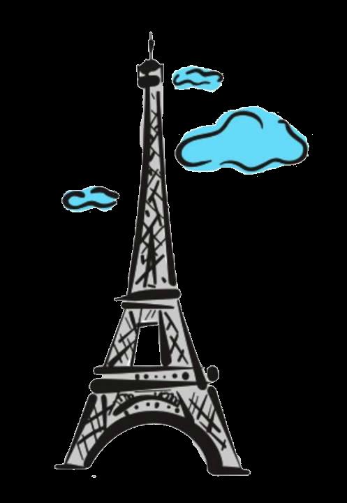 Eiffel Tower Png - ClipArt Best