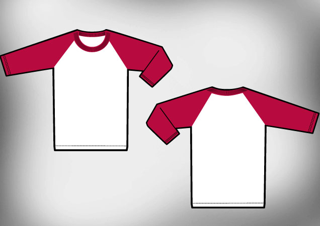 Baseball t Shirt Vector Template T-shirt Template Vector