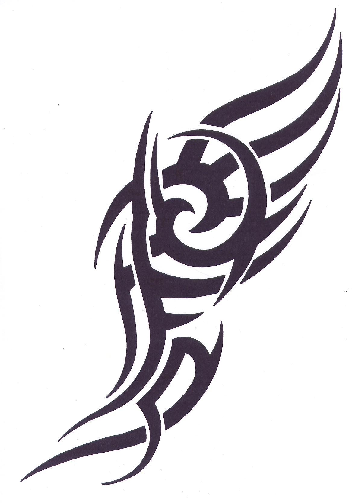 Tribal Tatto - ClipArt Best