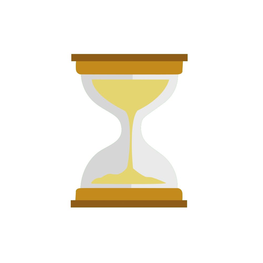 hourglass graphic clipart best
