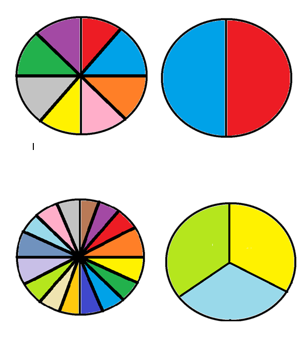 Paper spinners template