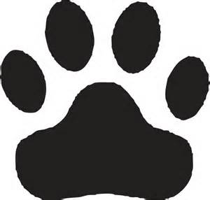 Bear Paw Print Clip Art - ClipArt Best