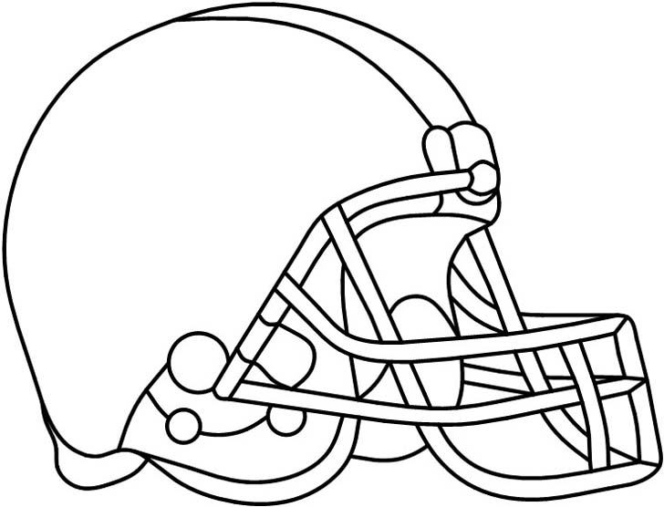 Free Football Helmet Stencil Pictures - ClipArt Best ...
