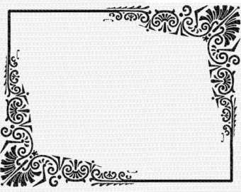 33 victorian border art . Free cliparts that you can download to you ...