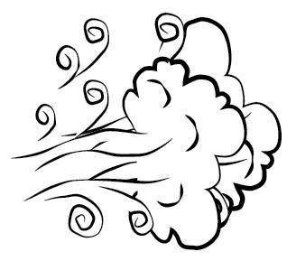 Windy Image - ClipArt Best