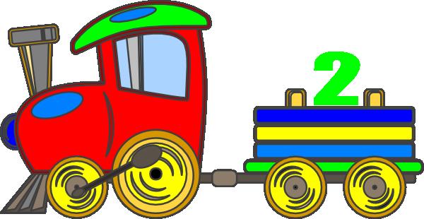vector clipart train - photo #31